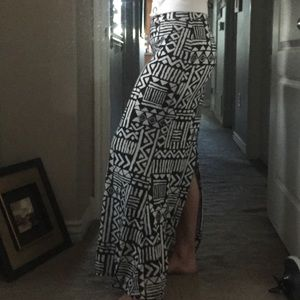 Body Central Skirts - ❤️One of a kind maxi skirt❤️❤️❤️